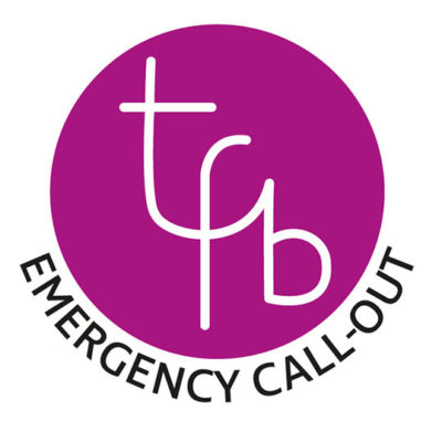 tfb emergency call out logo